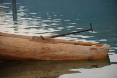 Einbaum Einwasserung, 01