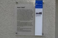 Tafel_Gedihaus