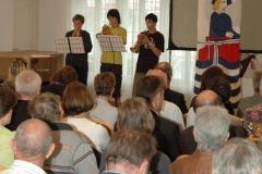 Ortskundlicher Weg, Vernissage 2009, 05