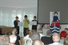 Ortskundlicher Weg, Vernissage 2009, 16